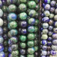 Quality Azurite  round beads for sale