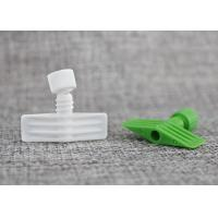 China OEM Pilfer Proof Caps Top Spout Easy Twist Off Packing For Portable Lotion Bags on sale