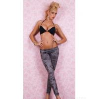 Quality Spandex Denim Leggings for sale