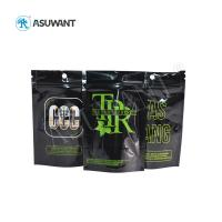 Buy Food Grade Self Sealing Stand Up Pouch Zipper , Aluminum Foil Bag With Notches at wholesale prices
