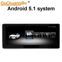 China Ouchuangbo car audio gps for 10.25 inch Mercedes Benz B Class W246 2012-2015 support BT aux original car info on sale