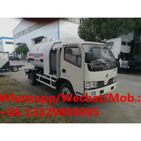 Quality 2019s new best price dongfeng 5.5cbm mobile lpg gas filling truck for gas cylinders for sale, lpg gas dispensing truck for sale
