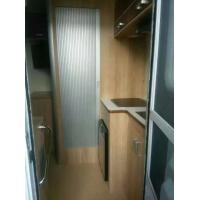 Quality PVC/Glass Material Automatic Roller Shutter Door for Motor Homes for sale