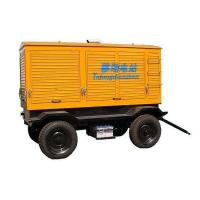 Buy cheap 4 Stroke Diesel Engine Power Generator , 6 Cylinders Mobile Power Unit Generator from wholesalers