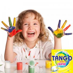 Quality Tango 15gram detergent powder washing powder for sale