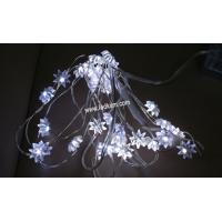 China 3pcs AA batteries battery operated lighted flowers on sale