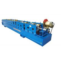 China 3 * 4 Rectangular Rainspout Roll Forming Machine for Rainwater Downpipe / Water Pipe on sale