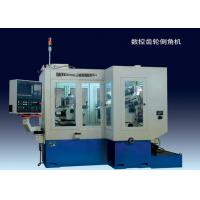 Quality High Speed Horizontal Gear Deburring Machine, Max Diameter 400mm for sale