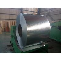 HDGI Hot Dipped  Galvanized Steel Coil Corrosion / High Heat Resistance