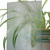 Quality Clear Chanshala Pattern Glass for sale