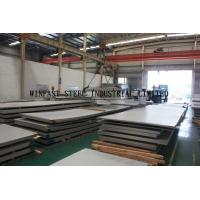 Quality Hot Rolled 2507 Super Duplex Steel Plate UNS S32750 1.4410 1500 X 6000mm for sale