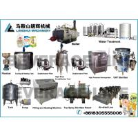 China Vegetable Protein Drinks Stand-up Pouch Filling Machine and Sealing Machine on sale