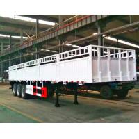 Quality 3 Axles China utility Trailer, China Cargo Trailer, China Truck Trailer, China sidewall trailer for sale