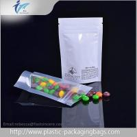 Buy cheap Laminated Customized Plastic Ziplock Bags , Coffee Packaging Bag Al / Pet / Pe product