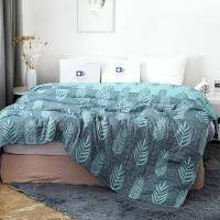 Buy 100% Cotton Muslin Blanket Bed Sofa Travel Breathable Chic Mandala Style Large at wholesale prices