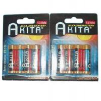 Buy cheap LR6 AA Battery ( Blister Card) product