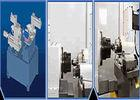 Buy Industrial CNC Machining Center High Efficiency With Three Slider Slots at wholesale prices