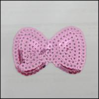 Quality funny sequin bow for sale