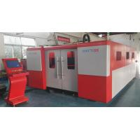 Quality Safety Train ss laser cutting machine for gold / silver / copper 500~ 3000w for sale