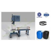 Quality 10 20 30 40 50L Liquid Weighing Filling Packing Machine for sale