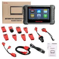 Quality AUTEL MaxiDAS DS808 KIT Tablet Diagnostic Tool Full Set Support Injector and Key Coding Update Online for sale
