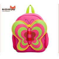 China Custom Kids Travel Backpack / Kids Character Backpacks For School on sale