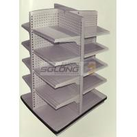 Buy cheap 4 Way Medicine Pharmacy / Supermarket Display Racks ISO9001 Certification product