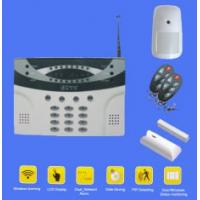 Quality Residential wireless alarms system with 16 zone cx-100 for sale