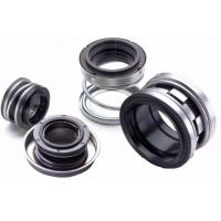 Quality High Precision Mechanical Water Seal / Water Pump Mechanical Seal Low Porosity for sale