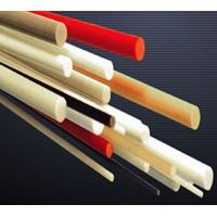 China 6-9.5mm Stong Durable Flexible Pultrusion Fiber Glass Rod Tour Guide Flag Pole on sale