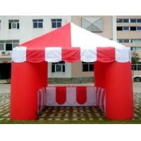Quality Small Outdoor Red Inflatable Party ExhibitionTent House Shade for sale