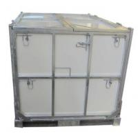Quality Foldable Steel IBC Containers Metal Material Heavy Duty Ibc Water Storage Tanks for sale