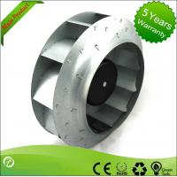Quality Quiet DC Centrifugal Fan , Industrial Centrifugal Duct Fan For Air Filtration for sale