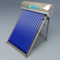 Buy cheap Aluminum alloy high pressure flat solar collector product