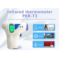 Quality LCD Medical Forehead Infrared Temperature For Adults Kids for sale