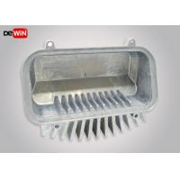 Quality Silver Die Cast Housing Water Pump Components for sale