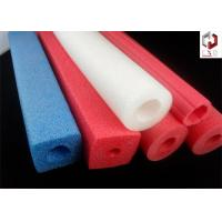 Buy cheap Star Shaped EPE Foam Tube For Protecting Plastic / Steel Pipe product