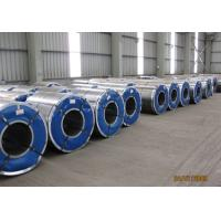 China Zinc Coating Hot Dipped Galvanized Steel Coils For Construction 750 Mm Spangle on sale
