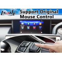 Buy Android 7.1 GPS Navigation System for 2013-2016 Lexus Is 250 Mouse Control at wholesale prices
