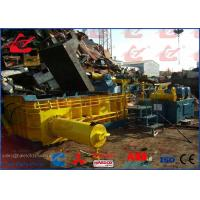 China Heavy Duty HMS Metal Scrap Baling Machine Turn Out Baling Press Y83-315 on sale