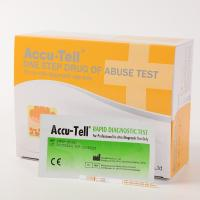 Quality Accu-Tell®Single Drug-of-Abuse Rapid Test Cassette/Strip (Urine) for sale
