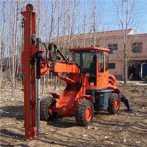 Quality Ground screw anchor, ground screw, ground screw machine GS 2000 for sale