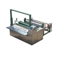 Buy cheap Single Servo Non Woven Wire Cutting Machine Stainless Steel Nonwoven Production product