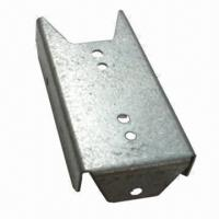 Quality Wood connector/corner protector/fence bracket, galvanized finish for sale