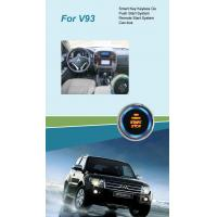 Quality Smart Key with Push Start & Remote Start System for Pajero V93 for sale