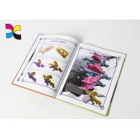 Handemade Spiral Book Printing Silver Colour Foil Hot Stamping Custom Size