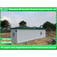 China Fast building Home use Steel Roof Truss Expandable Container House on sale