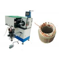 Quality Horizontal Motor Stator Lacing Machine Single Side Coil Turns SMT - DW300 for sale