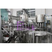 Quality High Speed Hot Filling Machine Fruit Juice Filling And Capping Machines Volumetric Type for sale