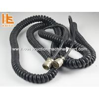 Quality 24V Paver Leveling System Paver Rubber Spiral Electrical Wire Vogele Cable for sale